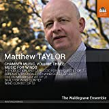 Taylor: Chamber Music Vol 3