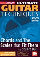 Ultimate Guitar Techniques: Chords & the Scales Th [DVD] [Import]