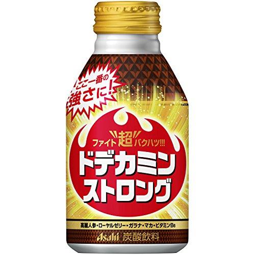 アサヒ飲料 ドデカミンストロング 缶 300g×24本