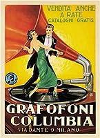 ホットスタッフ2093-16x20-VA Grafofoniコロンビアポスター
