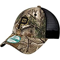 Pittsburgh Pirates Realtree Camo Trucker 9FORTY Adjustable Hat / Cap