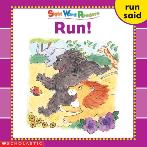 Run (Sight Word Library)の詳細を見る