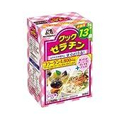 森永製菓 クックゼラチン 13袋入り (5g×13P)×4箱