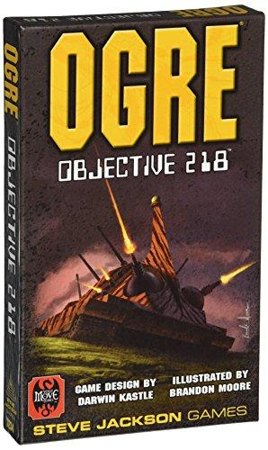 OGRE(オーガ):218 高地 (OGRE: Objective 218)