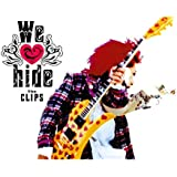 We love hide~The CLIPS~(期間限定盤)[2DVD]