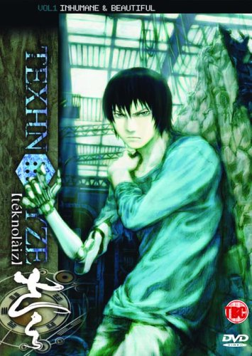 Texhnolyze - Vol. 1 [Import anglais]