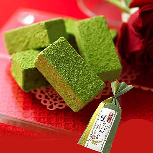 伊藤久右衛門 宇治抹茶生チョコレート 5粒×20セット まとめ買い 義理 和紙ラッピング