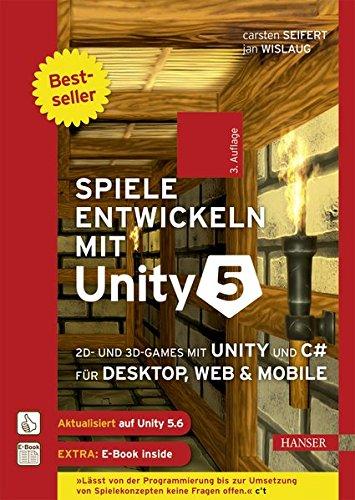 Download Spiele entwickeln mit Unity 3.A. 3446451978