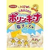 湖池屋 ポリンキーナ 塩チーズ味 50g×12袋