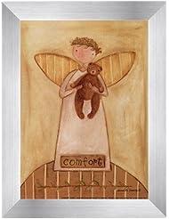 快適Angel by Bernadette Deming – 5 x 7インチ – アートプリントポスター LE_613850-F9935-5x7