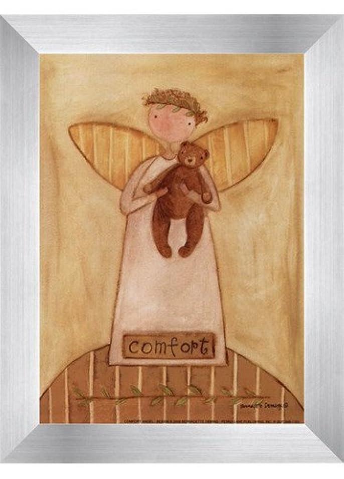 狂人北米新聞快適Angel by Bernadette Deming – 5 x 7インチ – アートプリントポスター LE_613850-F9935-5x7