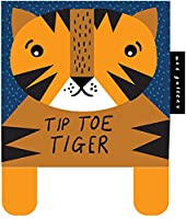 Tip Toe Tiger: Baby's First Soft Book (Wee Gallery)