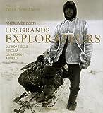 Les grands explorateurs du xix siecle jusqu'a la mission apollo