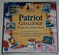 Patriot Challenge Board Game
