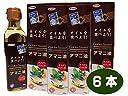 日本製粉 golden Flaxseed アマニ油 186g ( 570431) ×6個セット