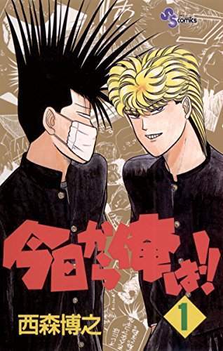 漫画『今日から俺は!!』の感想・無料試し読み