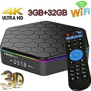 amazon tv box 3gb 32gb super vip t95z plus smart 4k tv android 7 1 amlogic. Black Bedroom Furniture Sets. Home Design Ideas