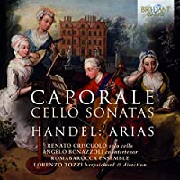 Cello Sonatas/Arias