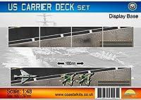 Coastalキット1: 48USキャリアデッキ4セクション1680x 297mm Display Base # cks0365–48