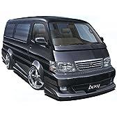 青島文化教材社 1/24VIPアメリカンシリーズ No.35 TOYOTA BOXYハイエース E.V.O装備車