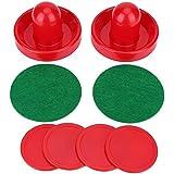 エアホッケー テーブルゲーム エアホッケー推進器 4pcs プラスチック