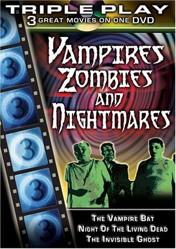 Vampires, Zombies, and Nightmares