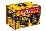 [訳あり(賞味期限 2018年3月9日)]ワンダ 金の微糖 缶 185g×(5本+1本)×5個