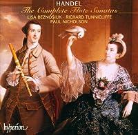 Handel: Complete Flute Sonatas (2001-11-13)