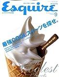 Esquire (エスクァイア) 日本版 2008年 09月号 [雑誌]