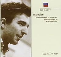 Beethoven: Pno Sonatas Nos 21 & 29 by VLADIMIR ASHKENAZY (2010-04-13)