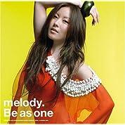 Be as one(期間限定生産盤)(DVD付)