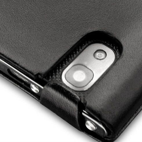 繝ャ繧カ繝シ繧ア繝シ繧ケ LG P940 Prada 3.0 - Perpテゥtuelle - Noir