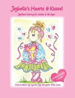 Joybelle's Hearts & Kisses: Joyfilled Coloring for Adults & All Ages