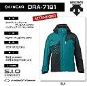 デサント スキーウェア ジャケット S.I.O JACKET 60 / MOVE SPORT DRA-7181 BLK O