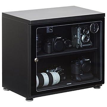 【Amazon.co.jp限定】 HAKUBA 防湿庫 E-ドライボックス 85L KED-85W