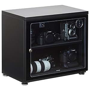 【Amazon.co.jp限定】 HAKUBA 電子防湿保管庫 E-ドライボックス 85L KED-85W
