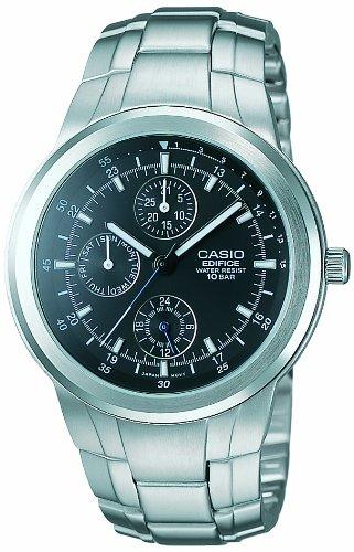 [カシオ]CASIO 腕時計 スタンダード クロノグラフモデル EF-305D-1AJF メンズ