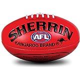 Sherrin AFL Super Soft Touch Football Red Mini 20cm