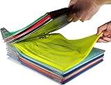 (イージースタックス) EZSTAX 衣類 収納 整理 棚 ケース クローゼット 仕切り 20枚組 ディバイダー 【正規品】
