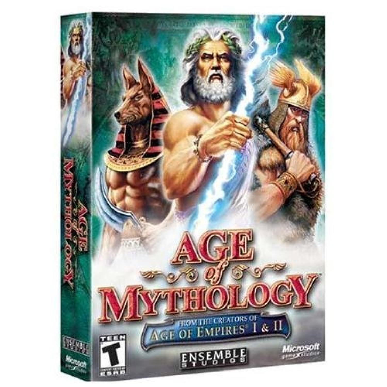 Age of Mythology & The Titans Expansion (輸入版)