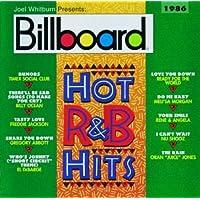 Billboard Hot Soul Hits 1986