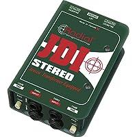 Radial ラジアル ステレオDIボッックス JDI Stereo 【国内正規輸入品】