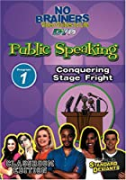 Standard Deviants: No-Brainers on Public Speaking [DVD] [Import]