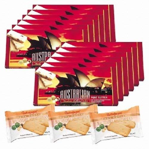 オペラハウス マカデミアナッツ ショートブレッド 12箱セット【オーストラリア 海外土産 輸入食品 スイーツ 】