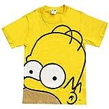 ザ・シンプソンズ Tシャツ ホーマー アップ Lサイズ SSAP542