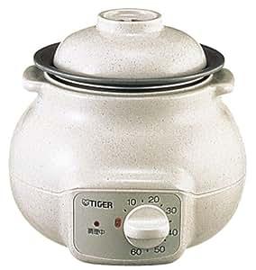 タイガー 電気 おかゆ 炊飯器 茶碗 3 杯分 CFD-B280-C
