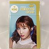 MOMO (モモ - TWICE (トゥワイス))/フォトメッセージカード30枚セット - Photo Message Card 30pcs(K-POP/韓国製)