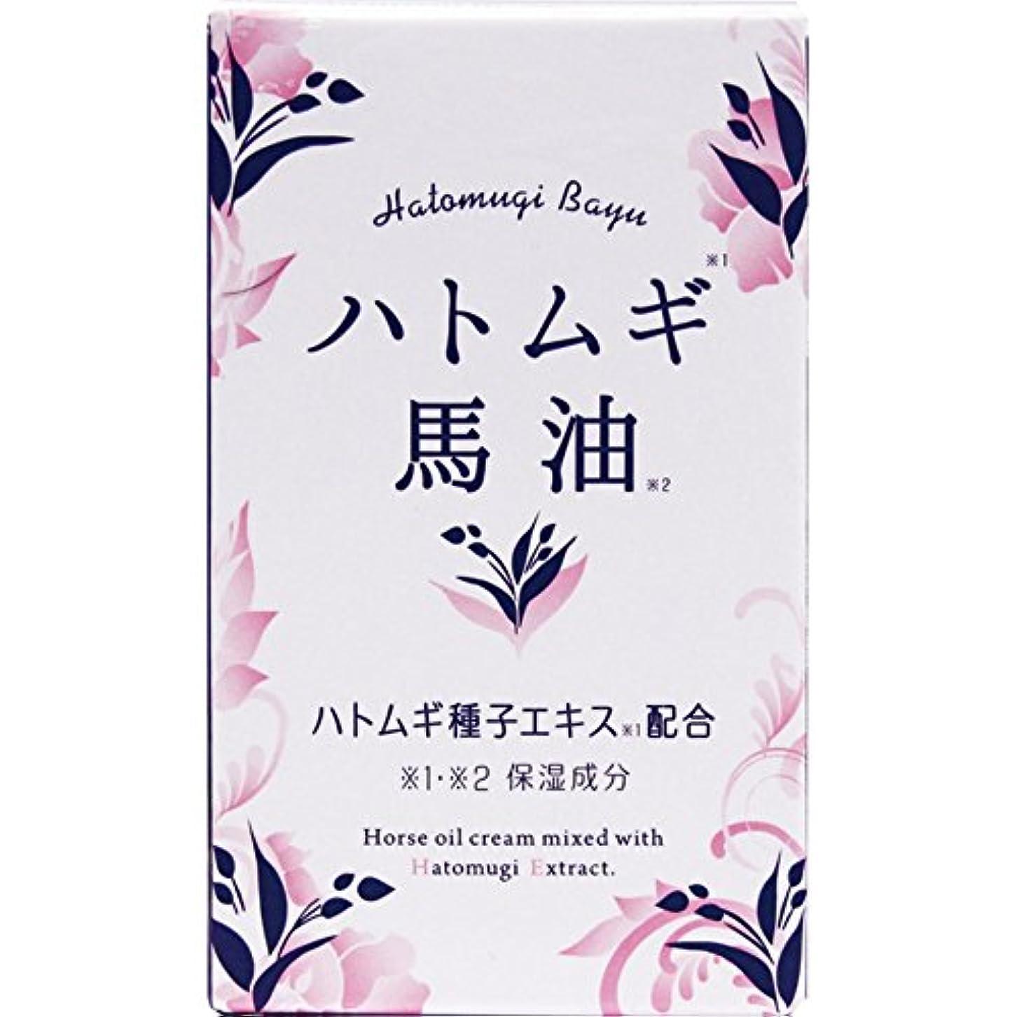 ポスターレモンピッチャー三和通商 ハトムギ馬油 70G