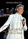 奇蹟のコンサート~セントラルパークLIVE [DVD]
