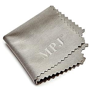 MPJ 7枚セット入特大クリーニングクロス マイクロファイバークロス(特大6枚30x30 大1枚14x14 )超極細繊維 液晶画面・メガネ・PC・スマホ・カメラレンズ・タブレットコンピュータ・楽器